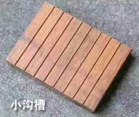 Outdoor high Tolerance Consolidated Bamboo Floor